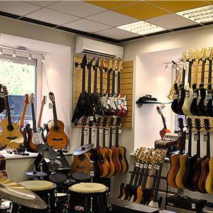 Музыкальные магазины Данилова