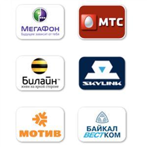 Операторы сотовой связи Данилова