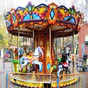 Парки культуры и отдыха Данилова