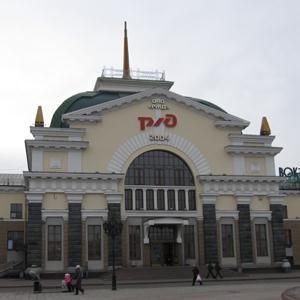 Железнодорожные вокзалы Данилова